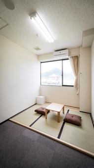 2名用和室(小) 共用バスルーム