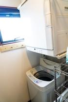 ランドリーコーナー(洗濯機・乾燥機)