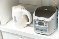 湯沸かしポッド・炊飯器