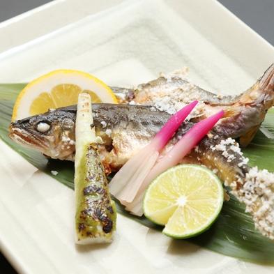 【グレードアップ】四季折々♪旬の食材で彩る当宿イチオシ里山料理☆《1泊2食付》