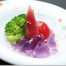 御料理■夏・酢物