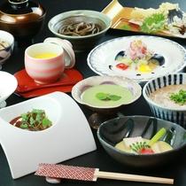 御料理■冬・スタンダードコース