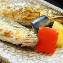 朝食■焼き魚