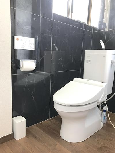 2F 最新のウォシュレット機能付きトイレ♪
