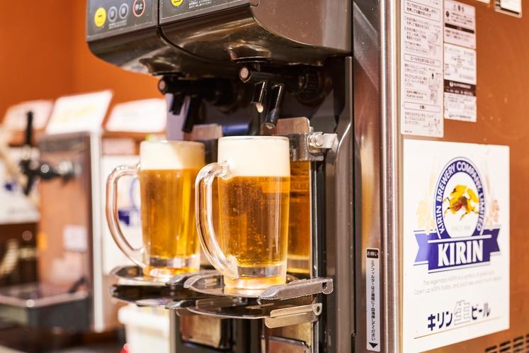飲み放題プラン有♪伊豆産クラフトビール等多数揃えております!①