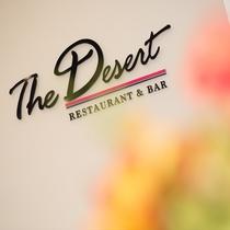 レストラン「The Desert」