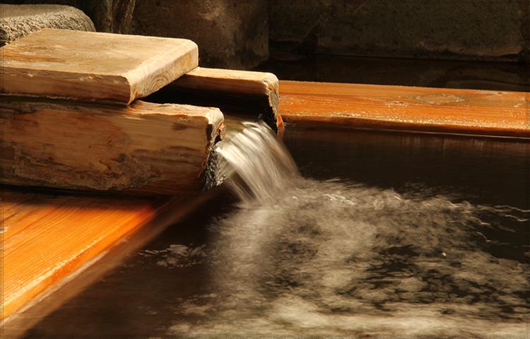 貸切露天風呂『桧の湯』