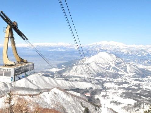 竜王スキーpark(ロープウェイ)