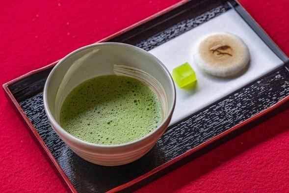 京の都でお手軽抹茶体験〜ホテルで京都の雰囲気を味わう〜