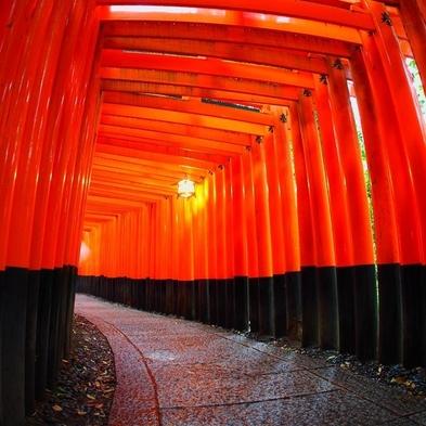 バスでのんびり京都散歩〈京都市バス 1 日乗車券&MAP付〉【朝食付】