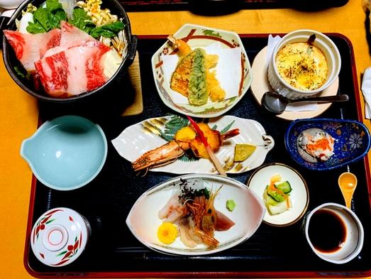 ☆お刺身!お寿司!すき焼き!北海道贅沢朝夕2食付きプラン★