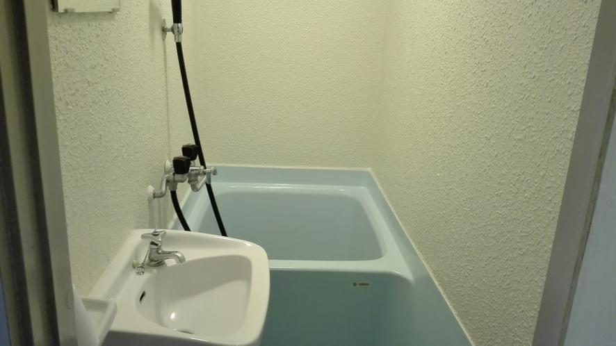 お風呂トイレ付のタイプの一例