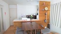 A棟リビングダイニングキッチン