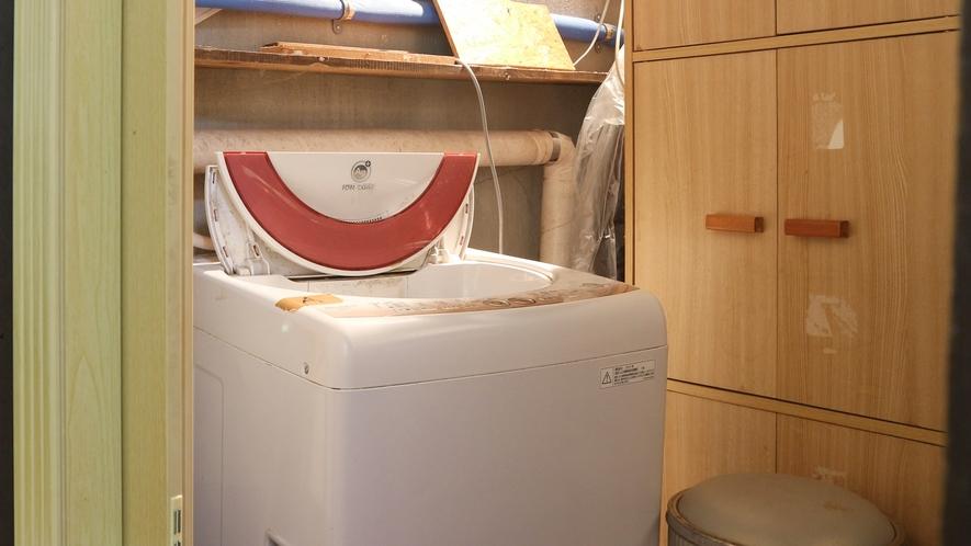 *[館内/洗濯機]大浴場の隣にあり便利!無料でご利用いただけます
