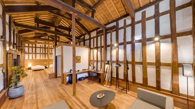 【1日2組×平日限定】ハイグレード客室が最安値!上質な空間で贅沢気分を味わう旅<2食付>