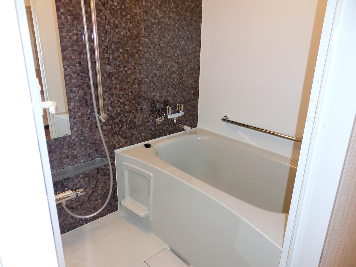 禁煙スーペリアダブル浴室