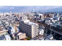 建物外観 空撮写真1