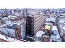 建物外観 空撮写真2