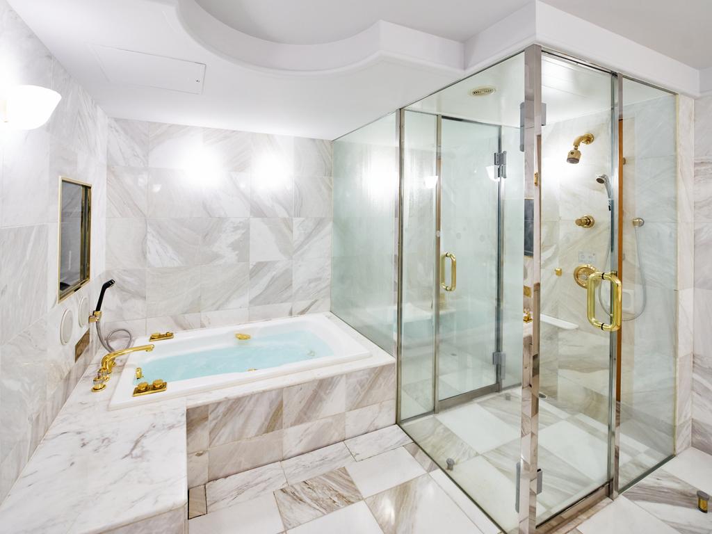 洋室・和洋室バスルームの一例