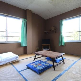 本館海側小和室4.5畳(押入れなし)