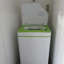 女性専用洗濯機