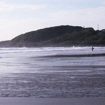 金ヶ浜ビーチ