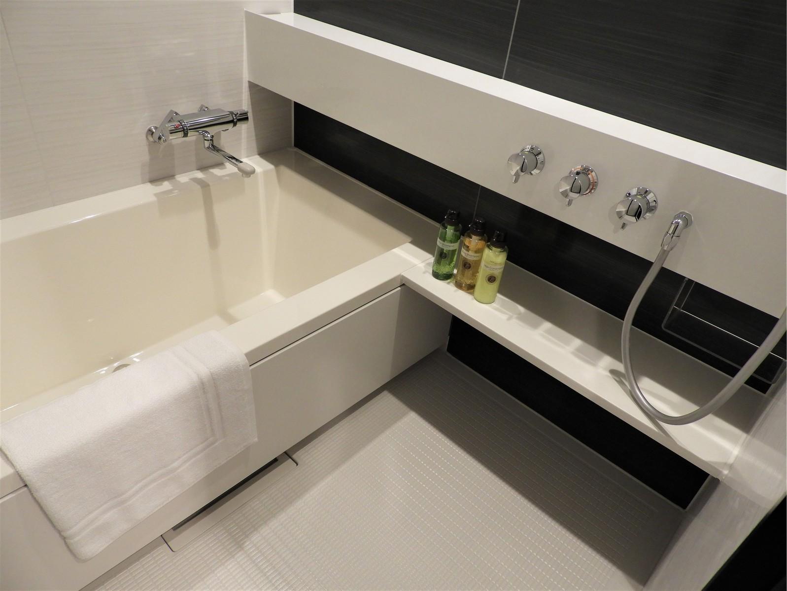 ■スイート バスルーム