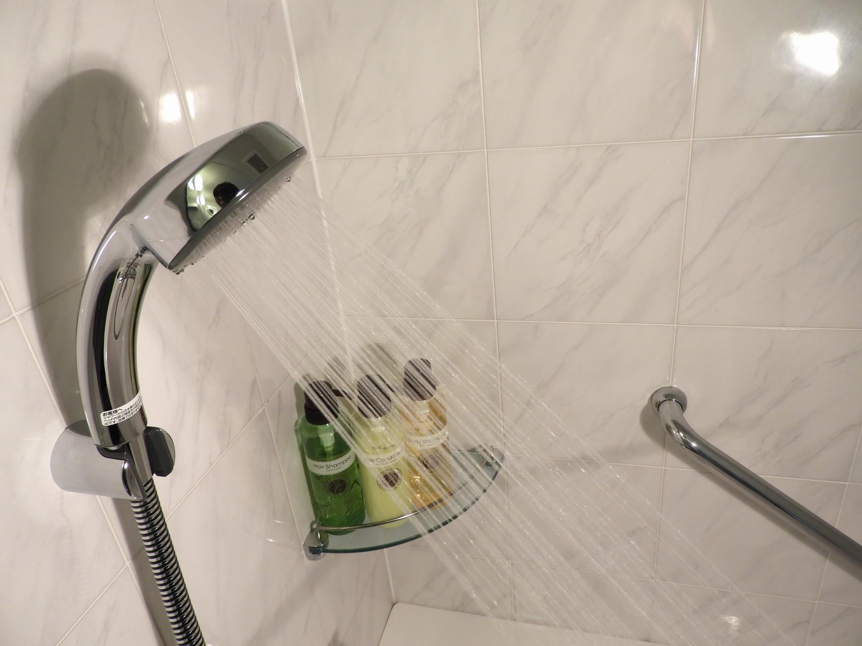 ■ダブル・ツインルーム シャワーイメージ