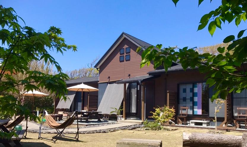 Hale海 Guest House・Oshima 施設全景