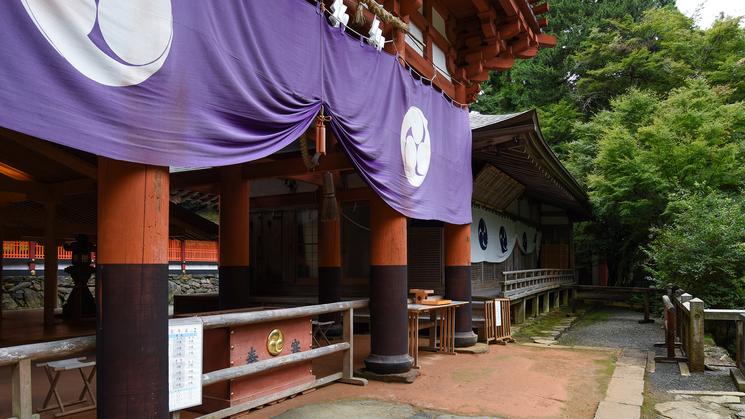 *【丹生都比売(にうつひめ)神社】女神様の神社で、特に女性にオススメらしいですよ♪