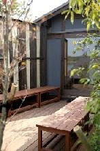 岩盤浴休憩所