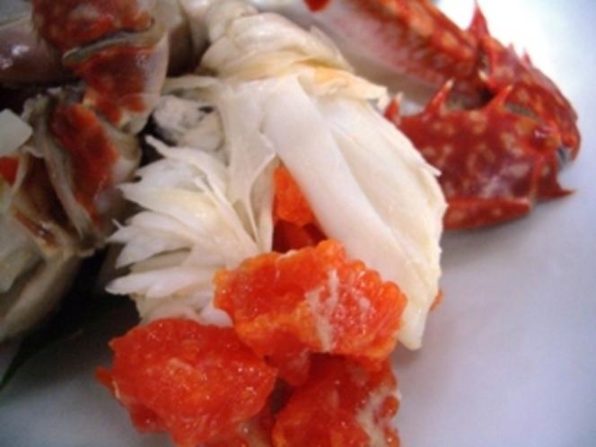 天草産渡り蟹