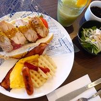 ご朝食(洋食):洋食派のお客様は備考欄またはご予約後にお電話にて洋食希望の旨をお伝えください。