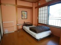 個室1名 洋室