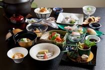 季節の京料理会席