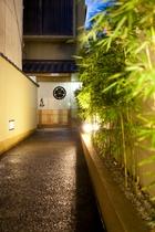 京料理立神 入口2