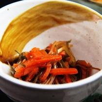 【夕食】小鉢