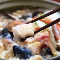 【夕食】海鮮鍋