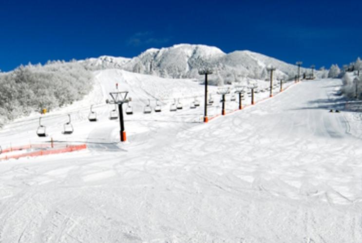 スキーイメージ(ピラタス)