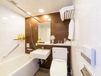 ■バスルーム(ダブル・ツイン・エグゼクティブフォース)