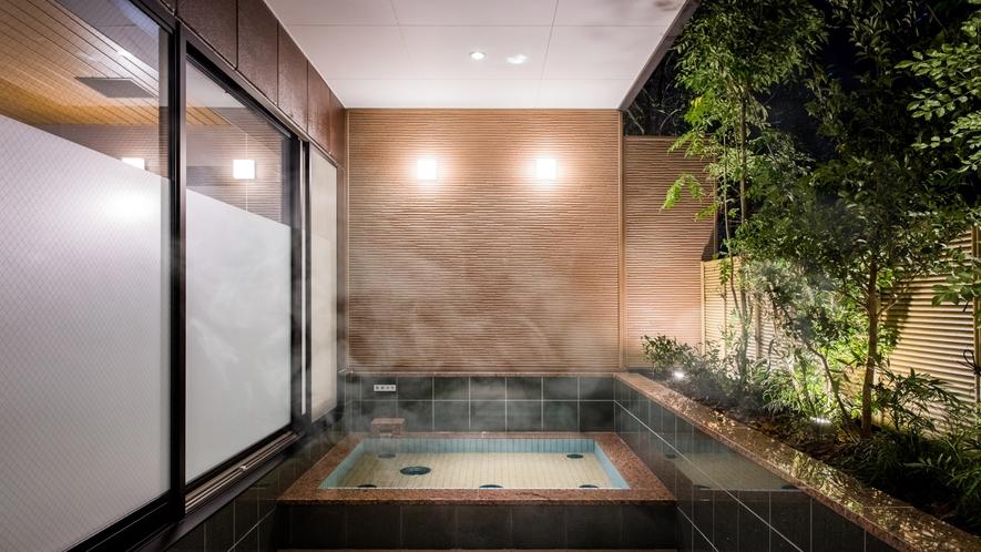 ◆大浴場◆ 露天風呂 男湯
