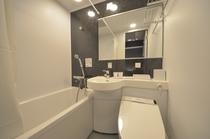 バスルーム(ブラック2~3階) 斜めアングル