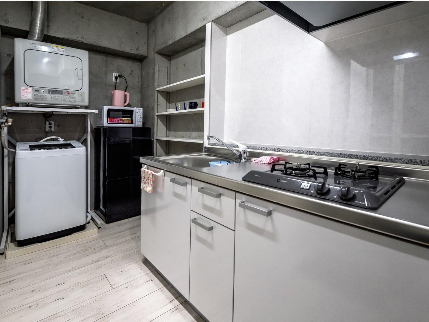 【2F・3F】キッチン