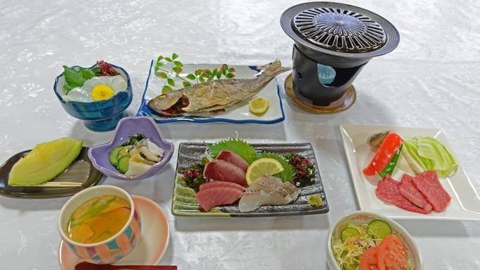 【基本★1泊2食付き】壱岐産の食材を食す♪獲れたて魚介に大満足!