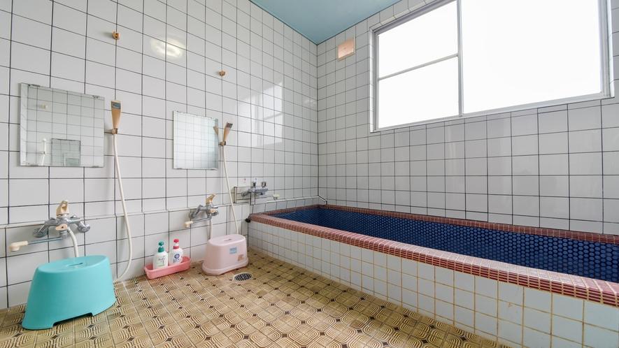 *【大浴場】温泉ではございませんが、のんびりお入りいただけます