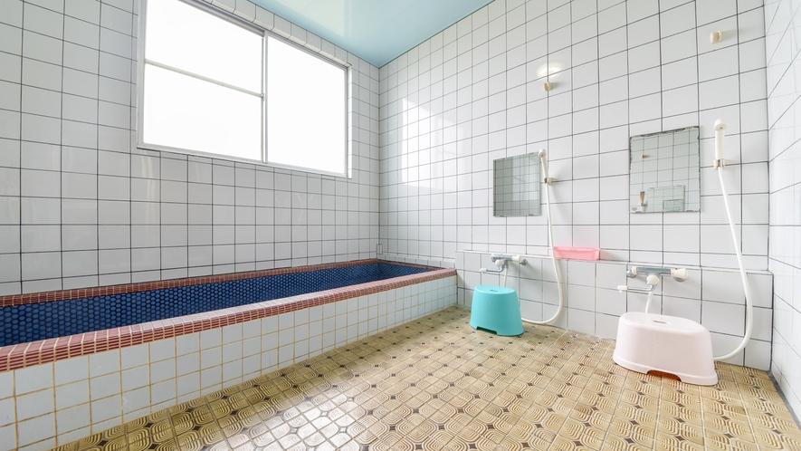 *【大浴場】最終の船でお越しになる場合は22:30以降もお風呂のご利用可能です