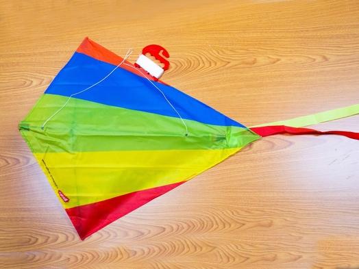 【さよなら夏企画】家族で凧あげを楽しもう!凧プレゼント付2食付宿泊プラン☆10組限定