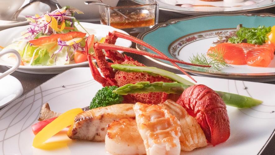 洋食 デラックスディナー