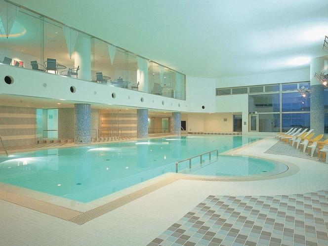 スポーツクラブオリンピア室内プール