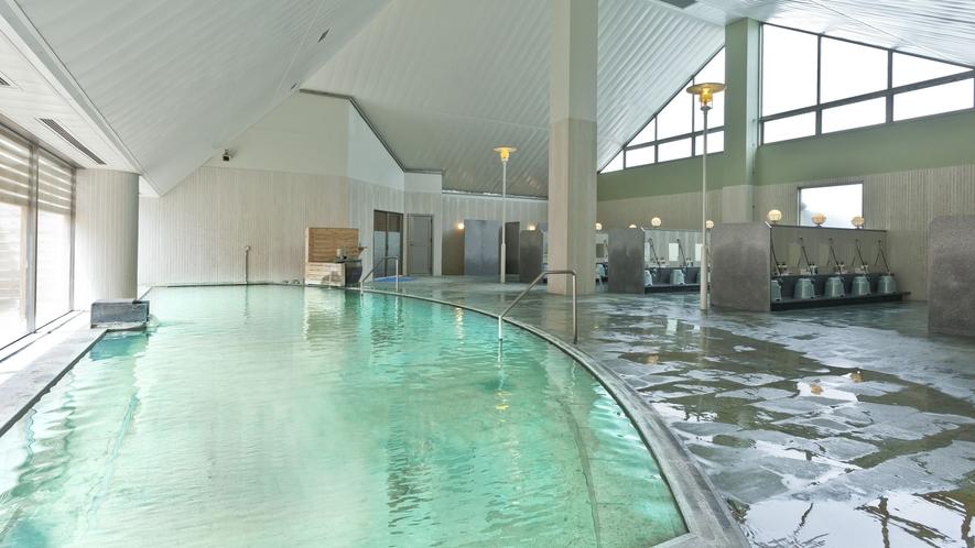 白樺の湯 内湯大浴場